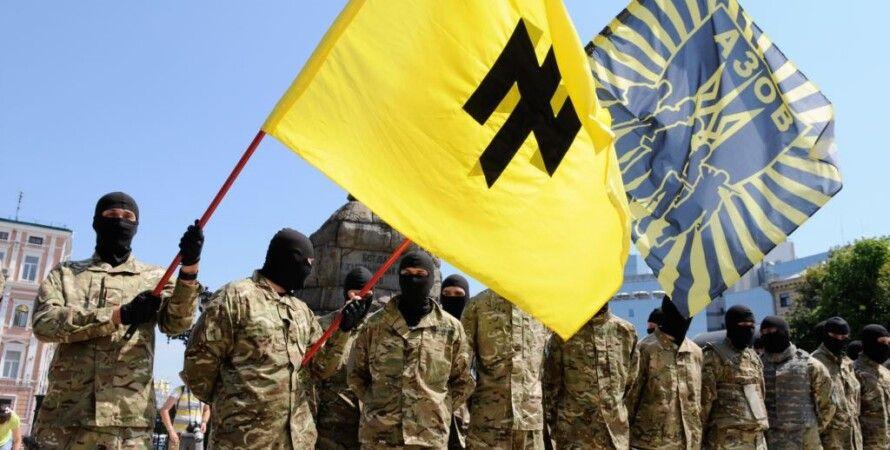 """Полк """"Азов"""" / Фото: ukr-online.com"""