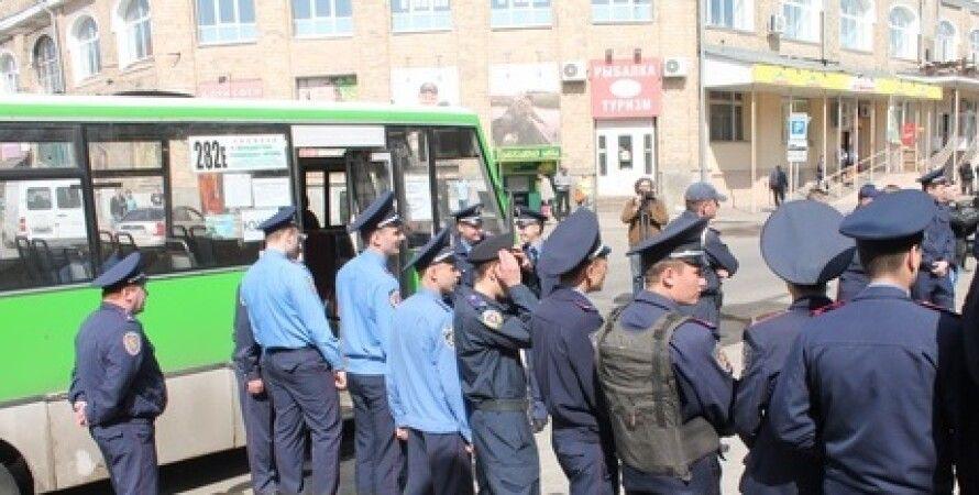 Митинг в Харькове / Фото: Kharkov.comments.ua