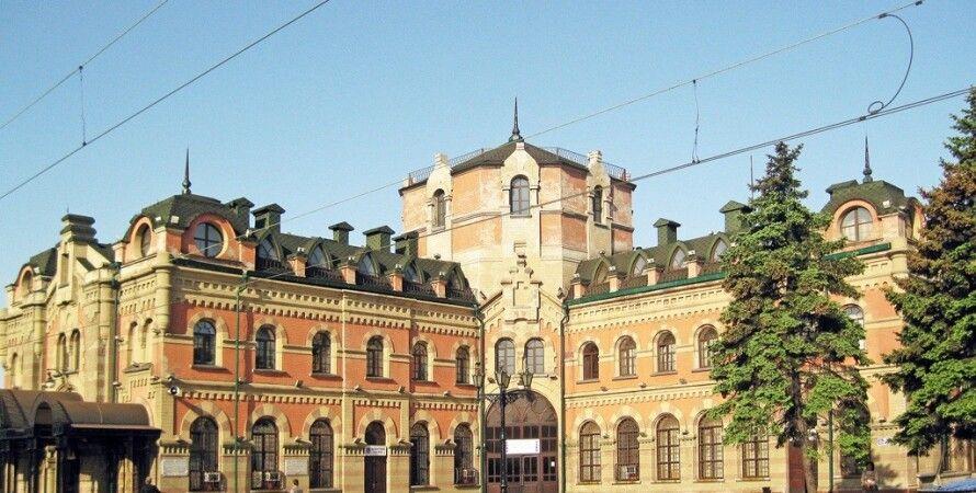 Вокзал в Дебальцево до разрушения / Фото: railwayz.info