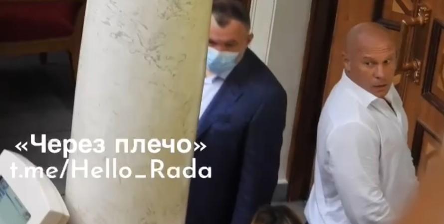 илья Ківа, штани, верховна рада, ОТЗЖ