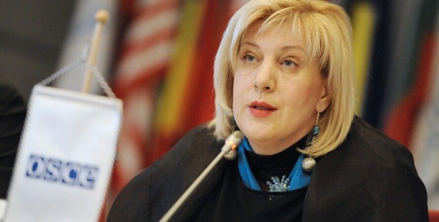 Дунья Миятович / Фото: сайт ОБСЕ