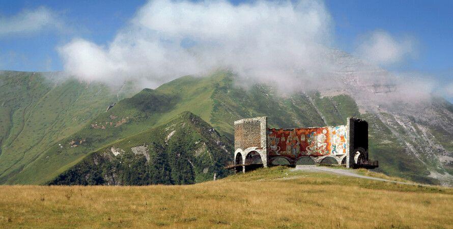 Тбилиси — Казбеги — красивый и удобный маршрут для поездки на один-два дня