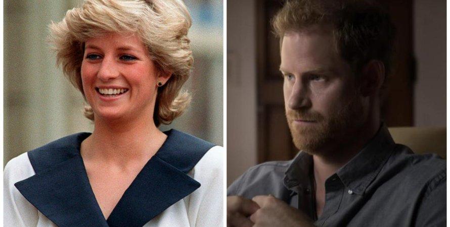 Принц Гарри, Меган Маркл, королевский дворец, принцесса Диана, смерть принцессы Дианы, королева Елизавета II