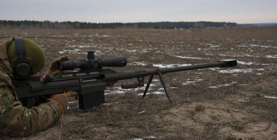 гвинтівка, алігатор, ЗСУ, снайпекс, прийняття, озброєння, фото