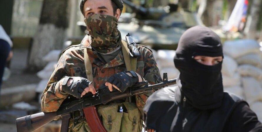 Террористы в Донбассе / Getty Images