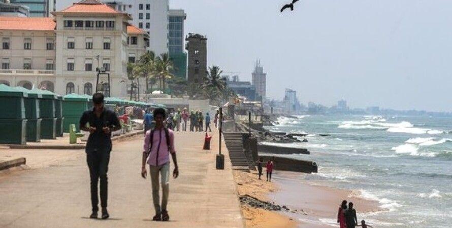 Шрі-Ланка, кордони, мандрівники, туристи, пандемія коронавірусу, COVID-19, ПЛР-тест