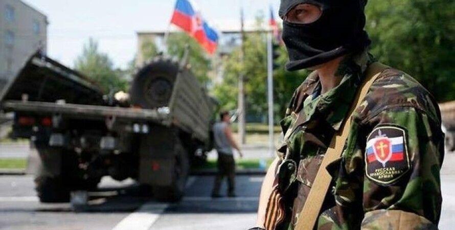 Боевики ЛНР / Фото: UA info