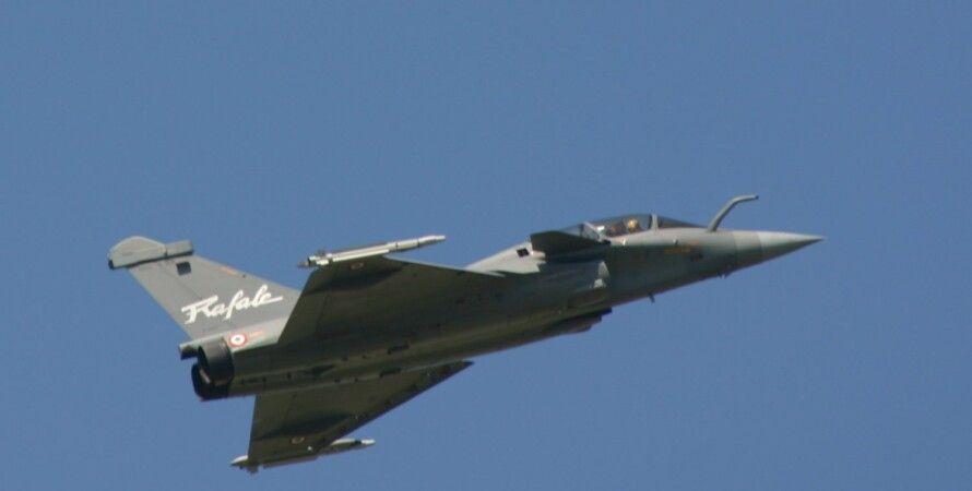 """Истребитель """"Рафаль"""" / Фото: Wikipedia.org"""