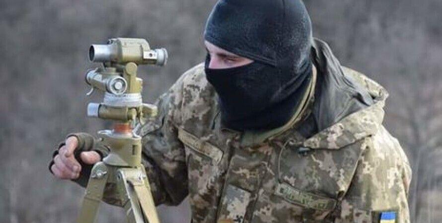 всу, авдеевка, Донбасс, снайпер