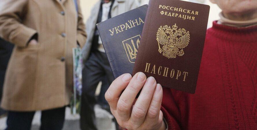 ОРДЛО, деоккупация, Резников, паспорта, паспортизация, гражданство, лднр