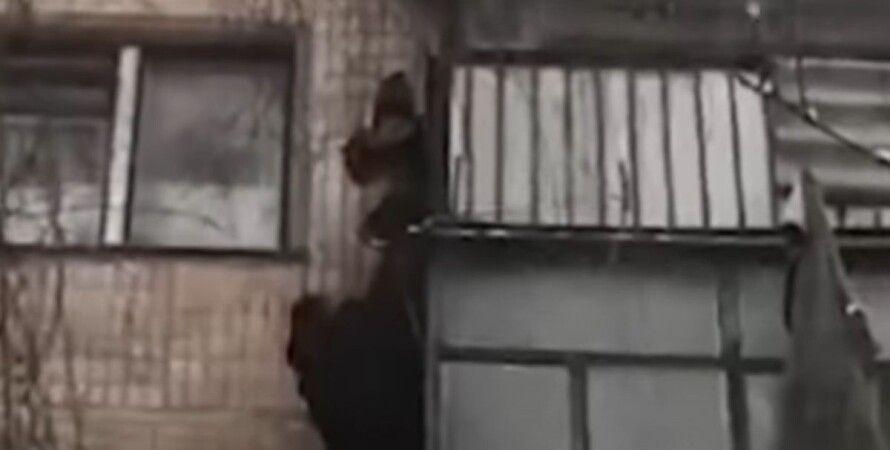 Тернополь, мальчик, ребенок, происшествие, балкон,