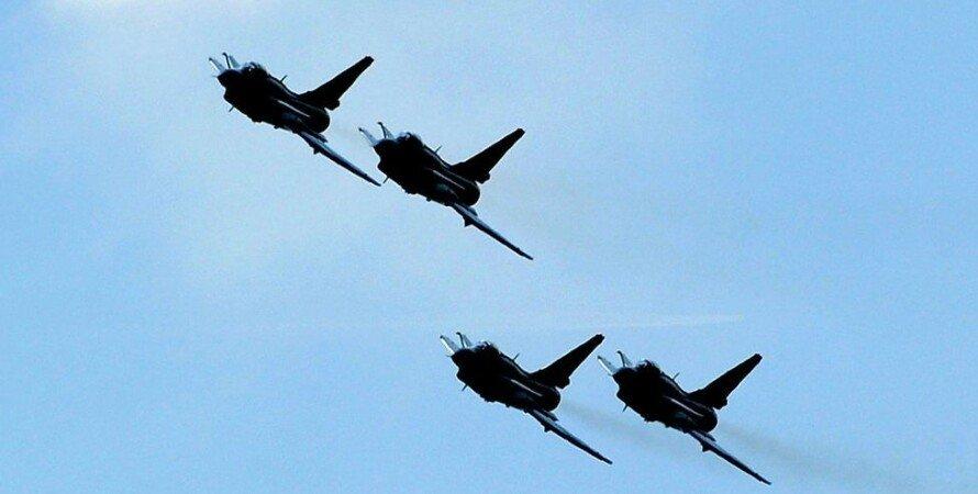 Тайвань, Китай, Самолеты, Истребители, Бомбардировщики, Ядерное оружие