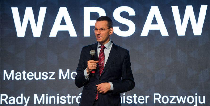 Фото: P. Tracz/ KPRM (P. Tracz/ Chancellery of the Prime Minister of Poland)