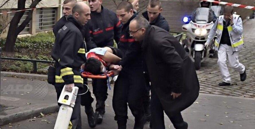 После теракта в редакции Charlie Hebdo / Фото: Le Parisien