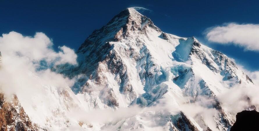 Пик К2, Чогори, гора, высота, вершина