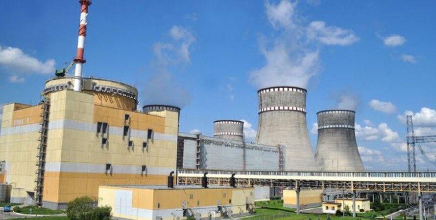 Ровенская АЭС, АЭС, энергоблок, электростанция