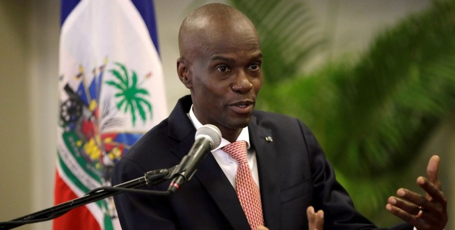 Гаити, Жовенель Мойз, убийство,