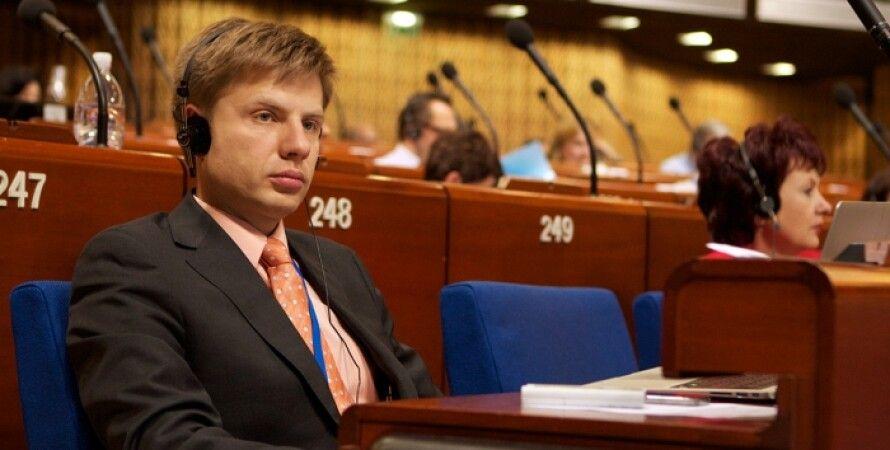 Алексей Гончаренко и Джон Маккейн / Фото с персонального сайта