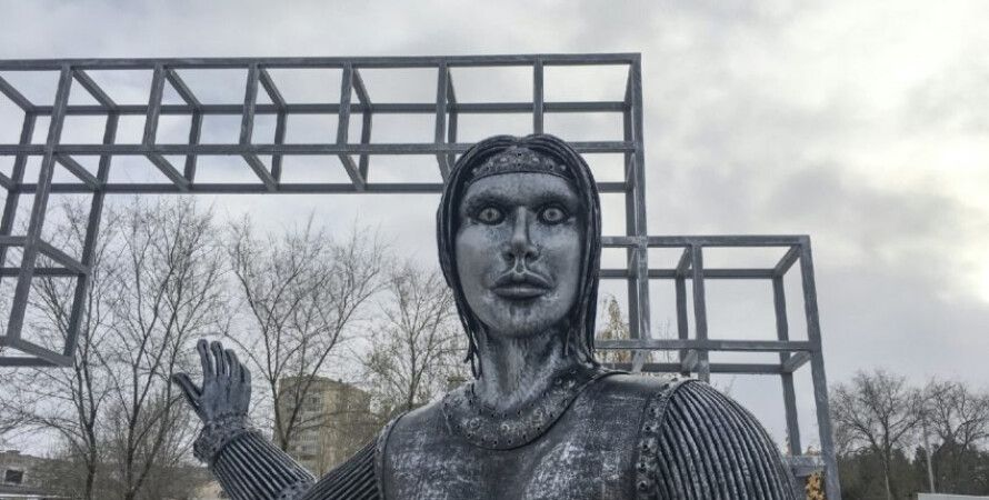 россия, памятник, арт-объект, местные жители, фотожабы