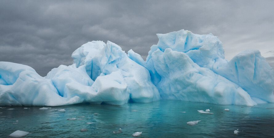 Антарктида, ледники, тюлени, мореплаватели