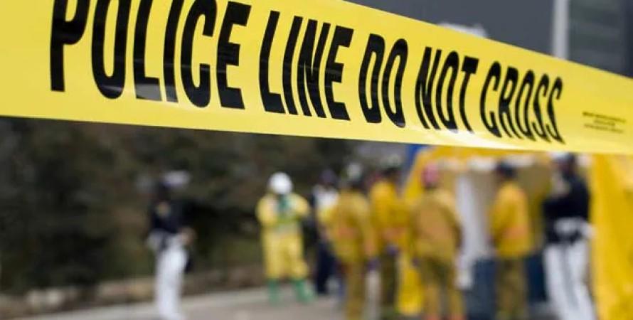поліція, місце злочину, фото