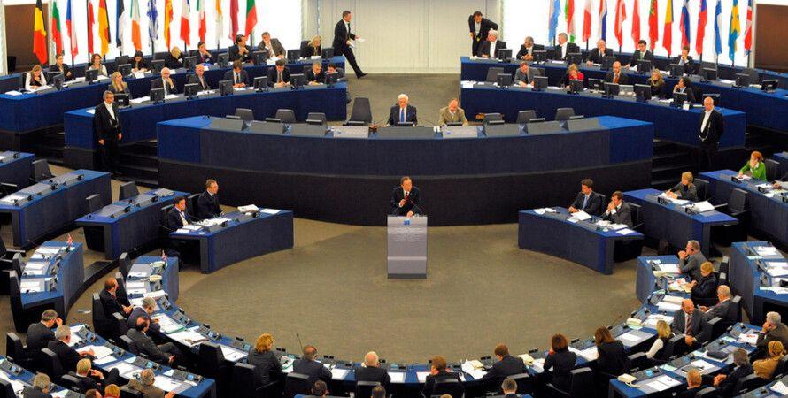 Заседание Европарламента / Фото: News.antivirus.ua
