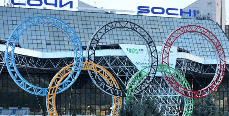 Олимпийские объекты в Сочи / Фото: skandaly.ru