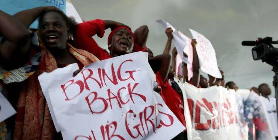 Нигерия, Школа, Ученицы, Похищение людей, Выкуп, Вооруженные люди