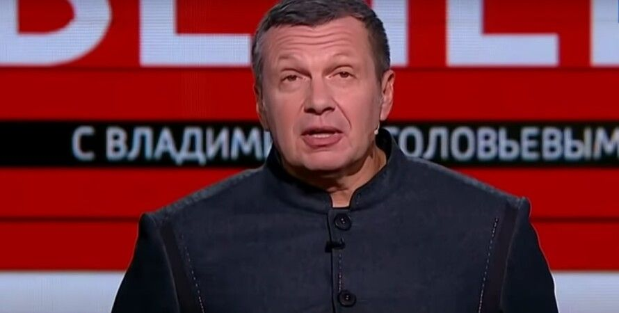 Владимир Соловьев, телеведущий, Clubhouse, блокировка,