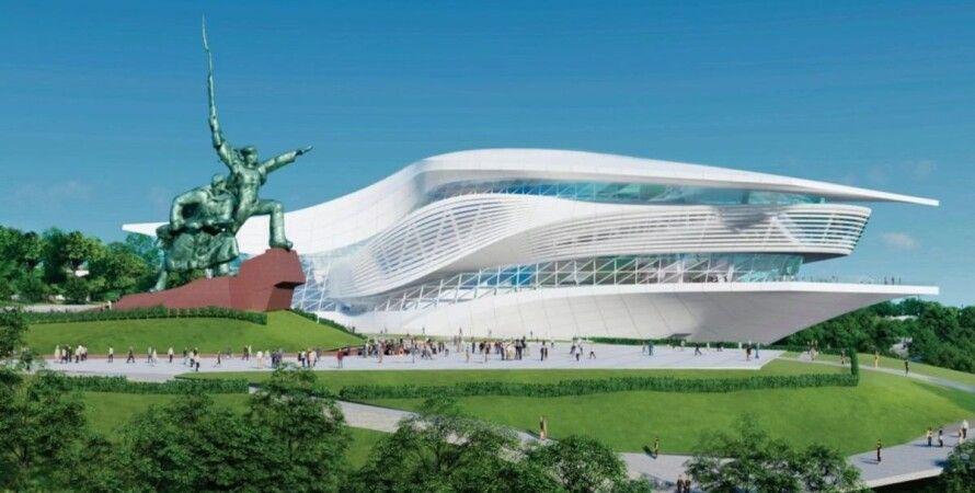 Крым, Севастополь, оперный театр, строительство, Австрия, компания, санкции,