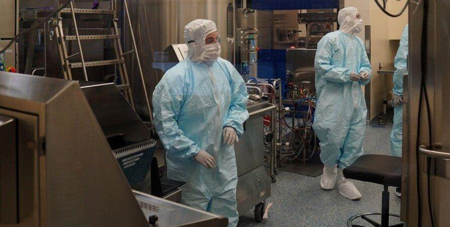 AstraZeneca, вакцина, США, производство, прекращение,