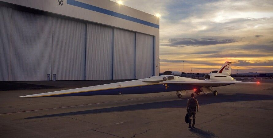 Таким будет самолет. Художественная иллюстрация: Lockheed Martin