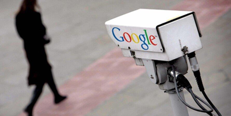 камера, слежка, Google