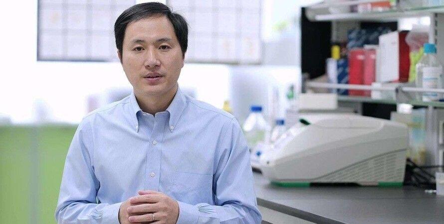 Хэ Цзянькуй, Wikipedia