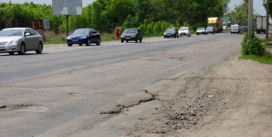 украина, дороги, финансирование, ремонт, растрата