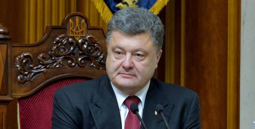 Петр Порошенко / Фото пресс-служба президента