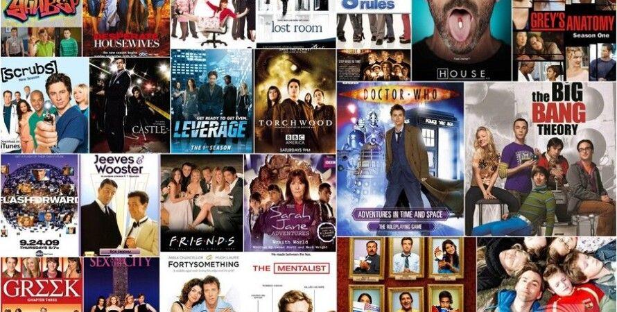 Подборка сериалов, локдаун, что посмотреть