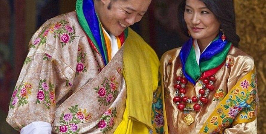 Фото:  His Majesty King Jigme Khesar Namgyel Wangchuck