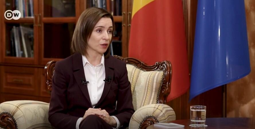 майя санду, молдова, президент, конституционный суд, фото