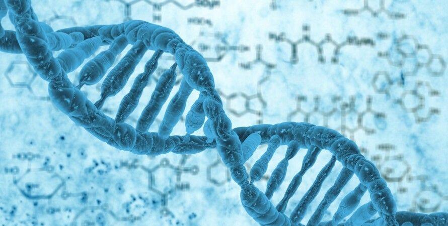 ДНК, воздух, фото