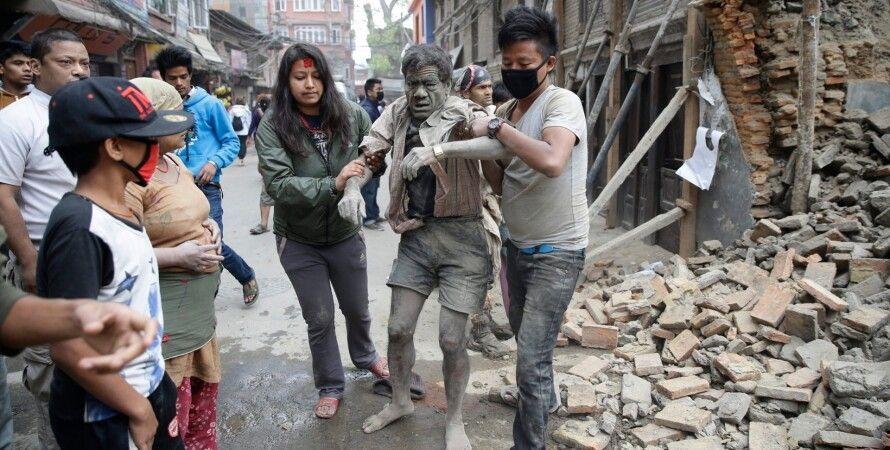 Разрушения в Непале / Фото: AFP