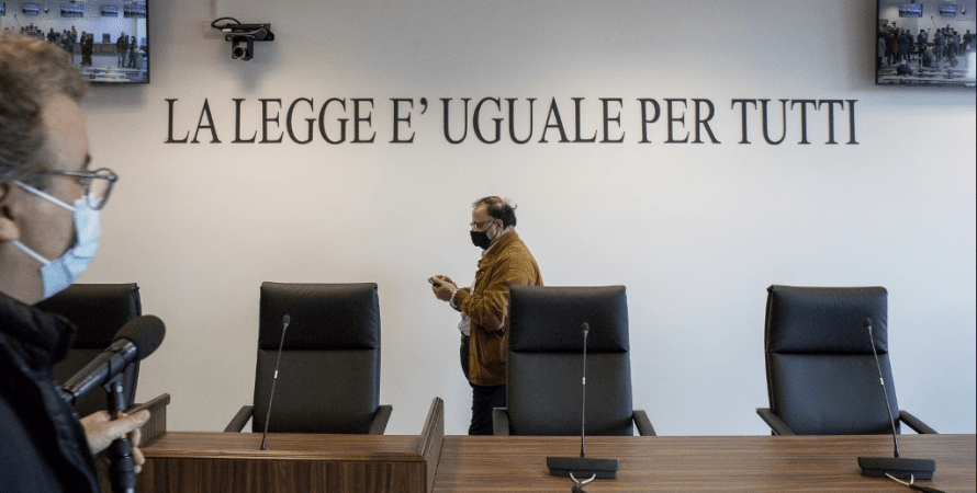 суд, итальянская мафия, дело над мафией, ндрангета, италия, суд в италии, мафиози, семья, Опг
