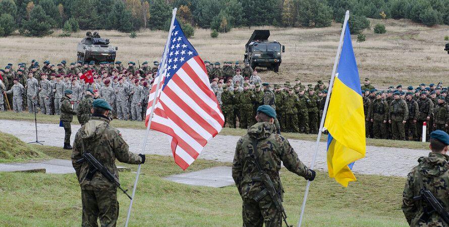 На военных учениях Украина-НАТО / Фото: evromaidan2014.com