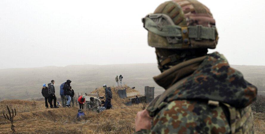 українські військові, волонтери, Азовське море, Маріуполь, вторгнення Росії