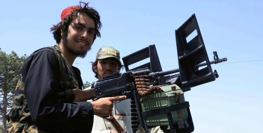 Афганистан, Кабул, талибы,