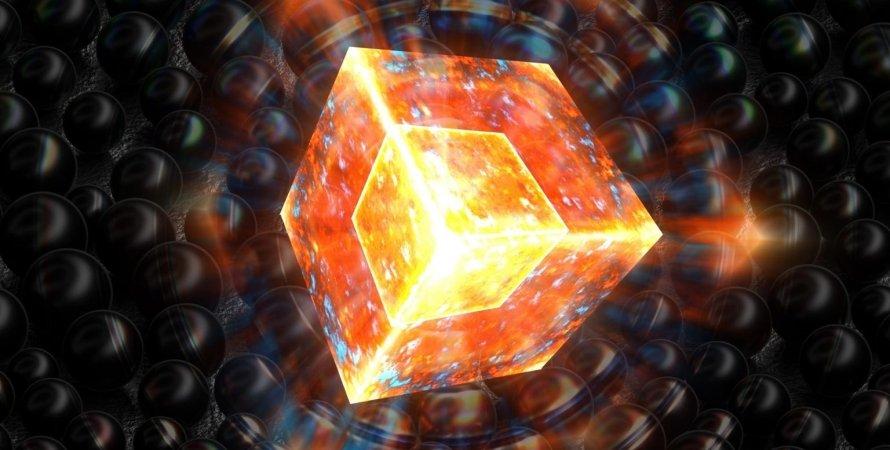 Квантова система, квантовий кристал