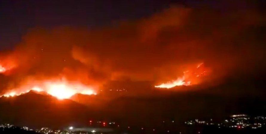пожар калифорния, сша, 12 штатов, лесные пожары, калифорния, убийство, скрыть убийство, полиция