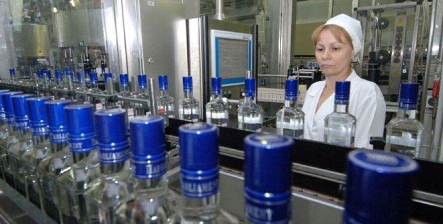 На одном из заводов Укрспирта / Фото: 112.ua
