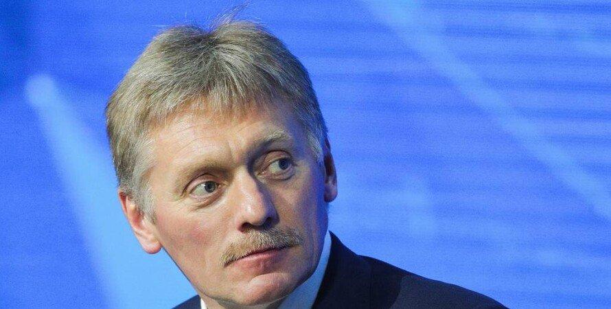Дмитро Пєсков, Північний потік-2, США, Кремль