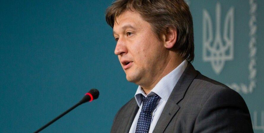 Александр Данилюк / Фото: пресс-служба президента
